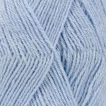 DROPS Alpaca 6205 - lys blå