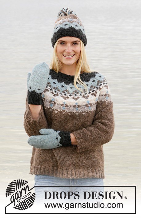 207 - 21 Winter Fjords genser