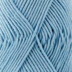 DROPS Muskat 02 - Lys blå