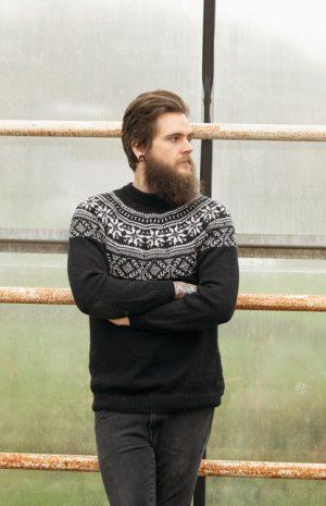 Viking garn Frost genser herre 1823 - 3