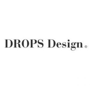 - Drops design -