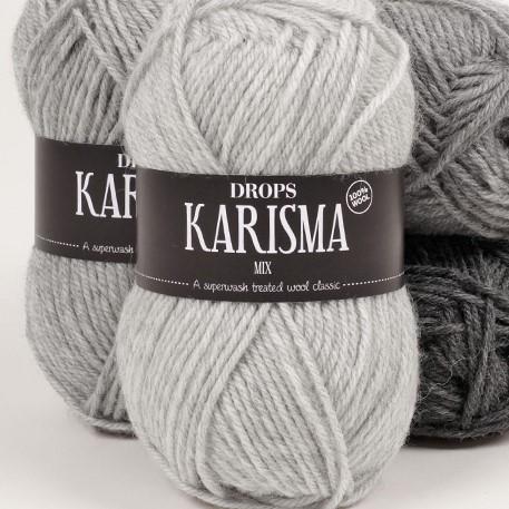 Drops Karisma 77 Lys eik mix
