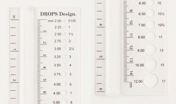 DROPS - Pinnemål