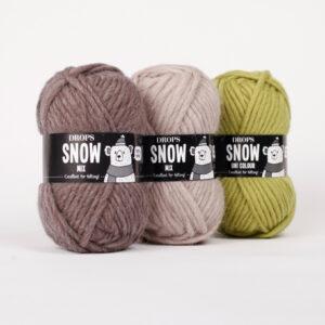 DROPS Snow