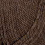 Viking garn alpaca storm 508 - brun