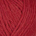 Viking garn alpaca storm 550 - rød