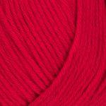 Viking garn bjørk 550 - rød