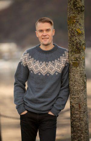 Viking Bislett Genser 2004-6