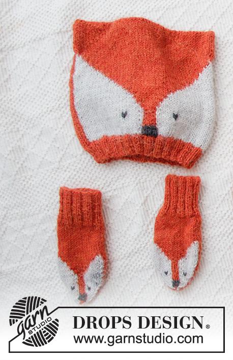 Drops Baby Fox Sett 36-1