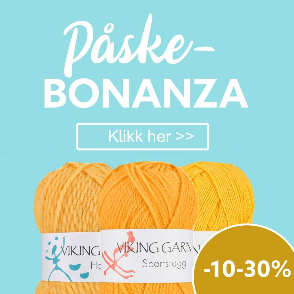 Påskebonanza strikk.no