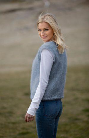 Viking Clara Pullover Blå