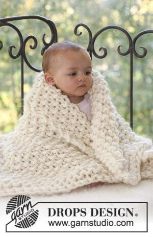 Drops Seashell Fairy Babyteppe 18-15